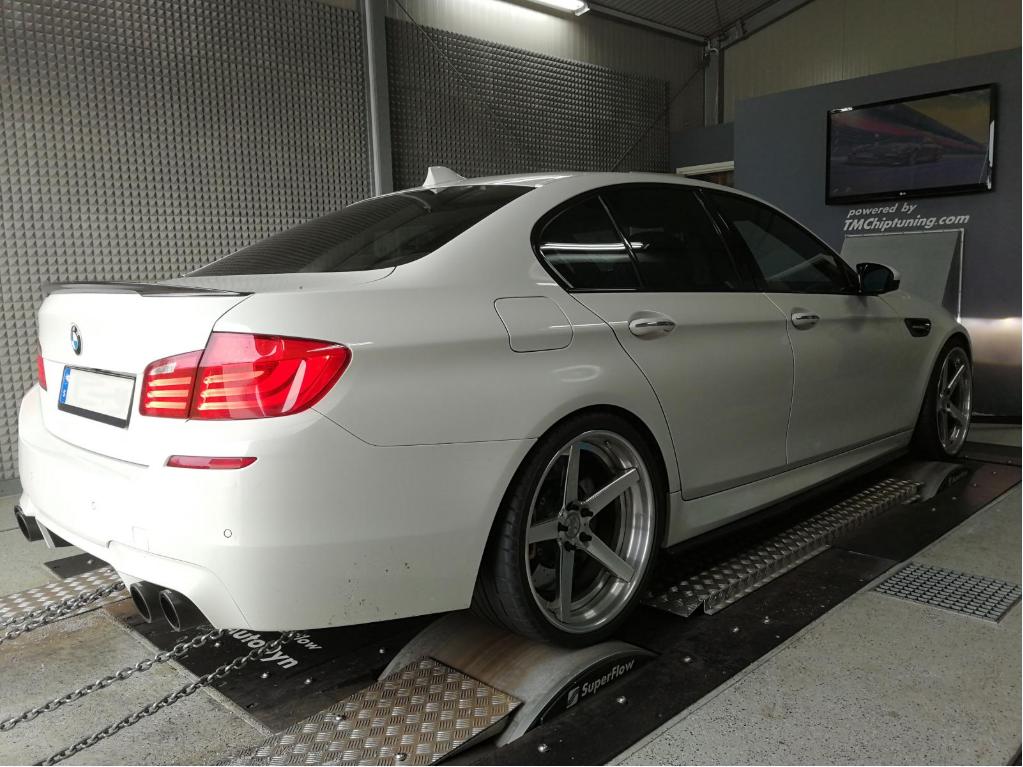 Dynotest - BMW
