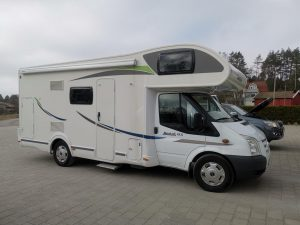 Picture of a Ford Chausson 2,2TDCi