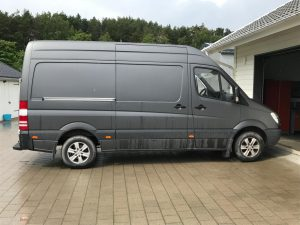 Picture of Mercedes Sprinter 129 HK