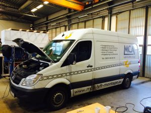 Picture of Mercedes Sprinter 213 CDI