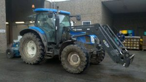 Picture of New Holland TS 125 A