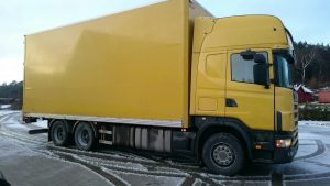 Scania 164 - 480 fuelsaving 4l / 100 km