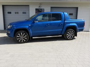 Picture of VW Amarok 3.0 TDI