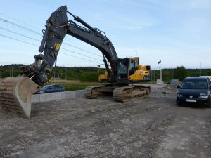 Volvo EC380DL ecotuned fuelsaving 20%