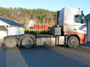 Volvo FH 13 - 400 + 60 HK / 300 Nm
