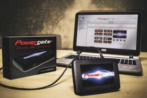 Powergate 3 Handheld optimization diagnostics