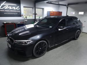 BMW 540i G31 + 60 HP / 130 NM