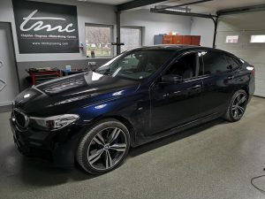 BMW 640i G32 340HP/450NM with Stage 1 400HP/580NM