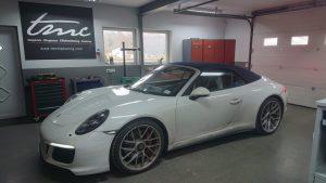 Porsche 991.2 Carrera 4s + 80 HP / 120 NM