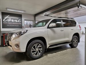 Toyota Land Cruiser 2,8 D4D + 33HP / 60NM
