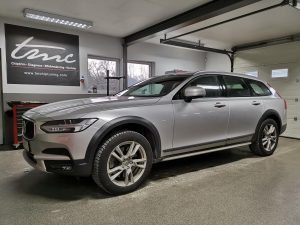 Volvo V90 Cross Country 2,0 D4 + 50HP / 90NM