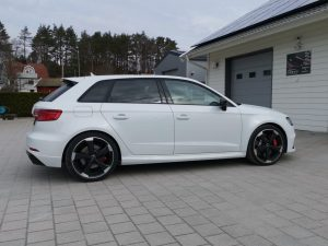 Audi RS3 400HP / 480NM + 80HK / 150NM