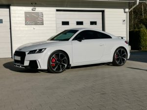 Audi TT-RS 400HP / 480NM + 80HK / 150NM