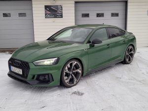 Audi RS5 450HP / 600NM + 60HP / 190NM